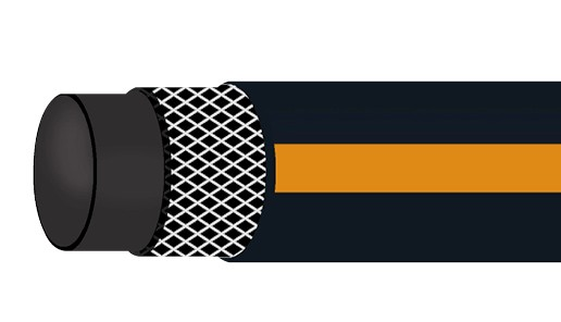 Fire Resistant Reinforcement : Fire resistant anti static delivery hose