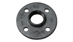 Galvanised Pipe Fittings Flange DRD - D
