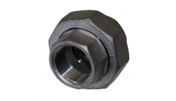 Galvanised BSP Fittings Barrel Union
