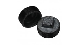 Galvanised Pipe Fittings Plugs