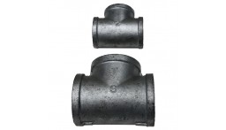 Galvanised Pipe Fittings Tee