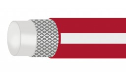 Premium Food Delivery Hose - Red