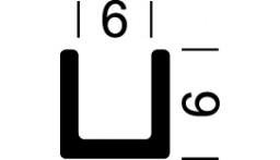 U Shape 01355 Channel Strip