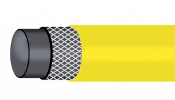 Yellow Pneumatic Air Delivery Hose